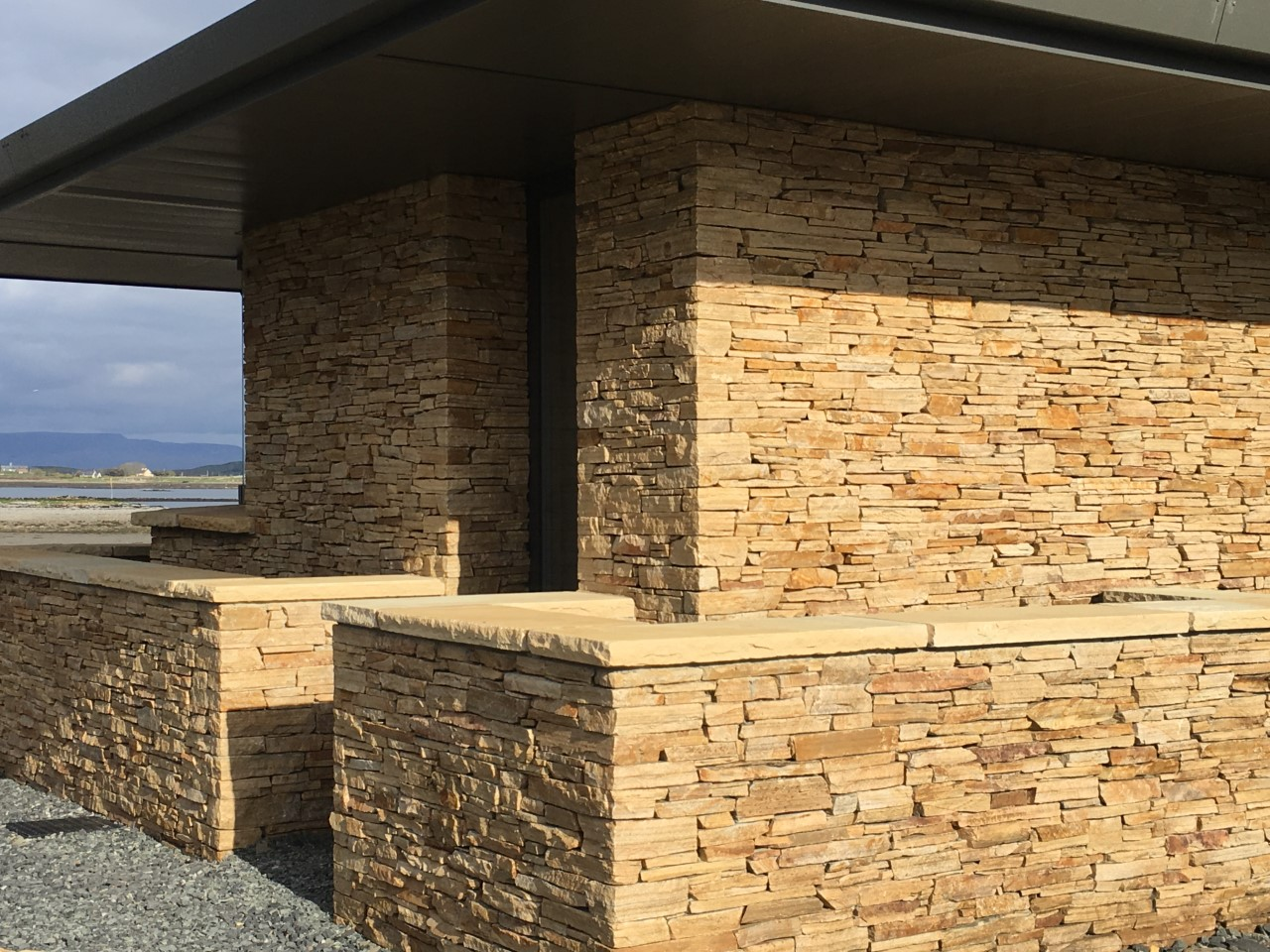 Magnificent How To Build A Decorative Stone Wall Pictures ...