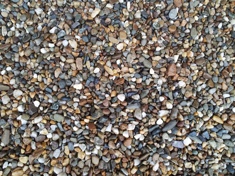 Beach pebble