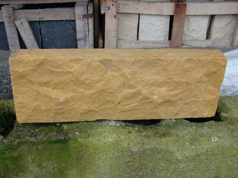 sandstone kerb 600*200*70 natural finish