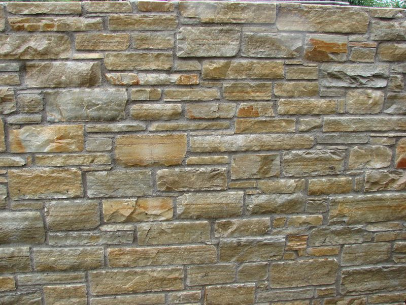 brown donegal quartz building stone Natural Stone Ireland