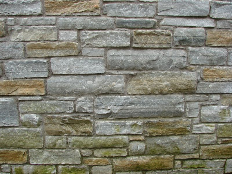 Natural Building Stones : Silver donegal quartz building stone