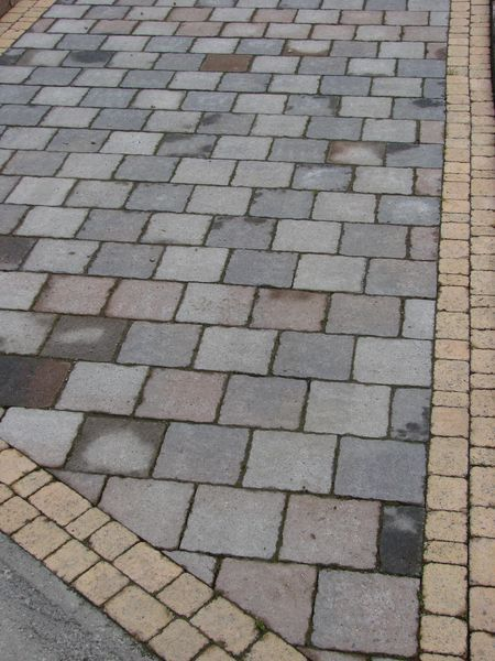 Sycamore Kingspave cobble paving