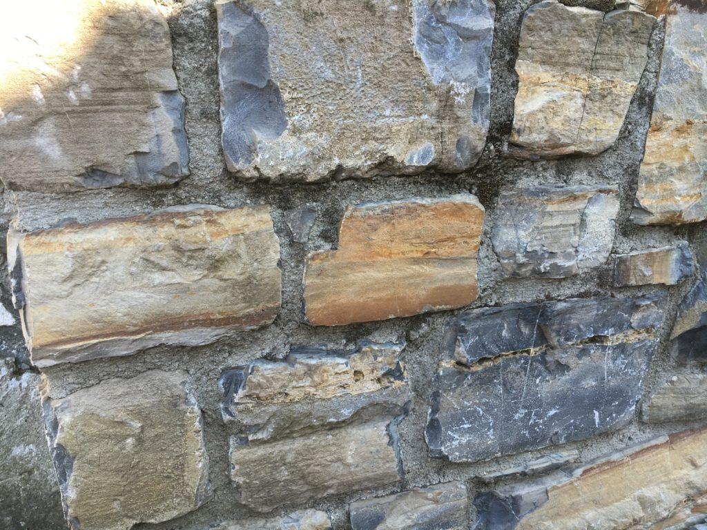 Limestone Black With Brown