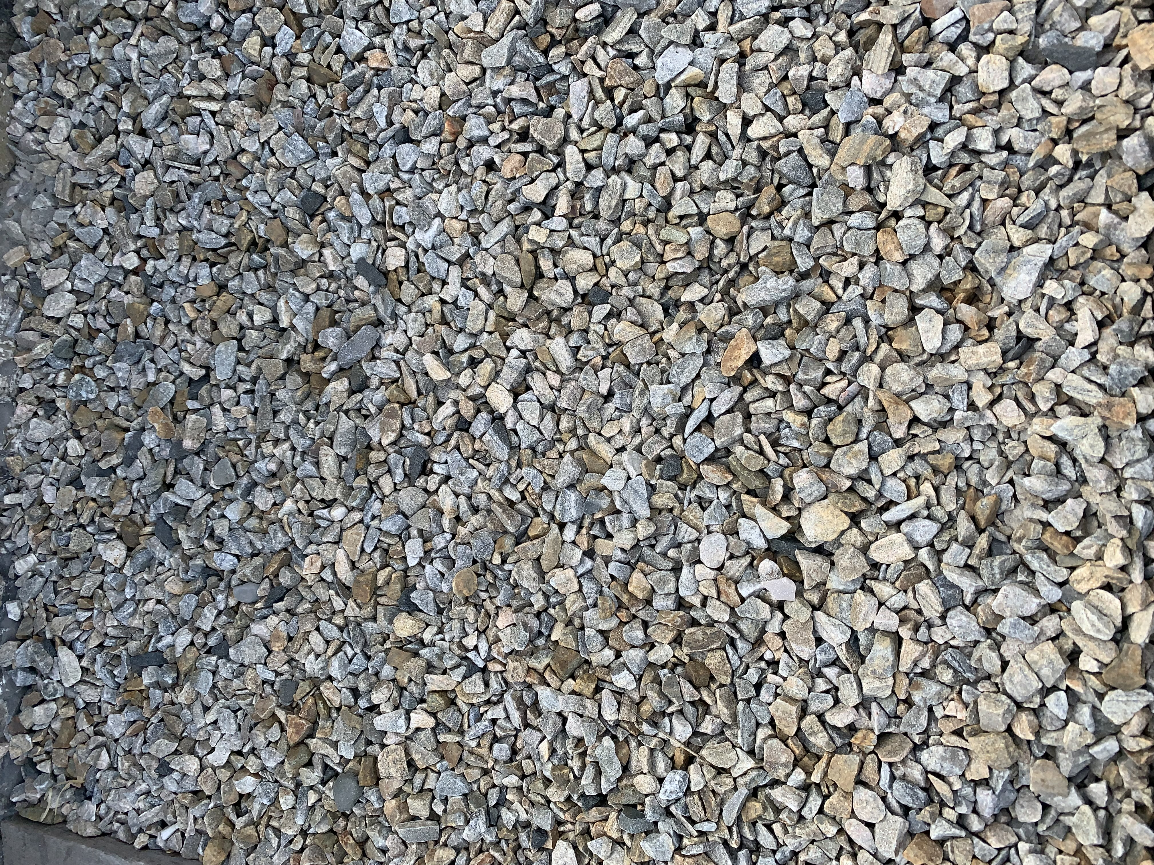 Sandstone Chipping